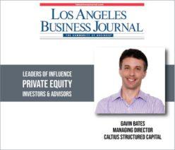 Gavin Bates Leader of Influence LABU
